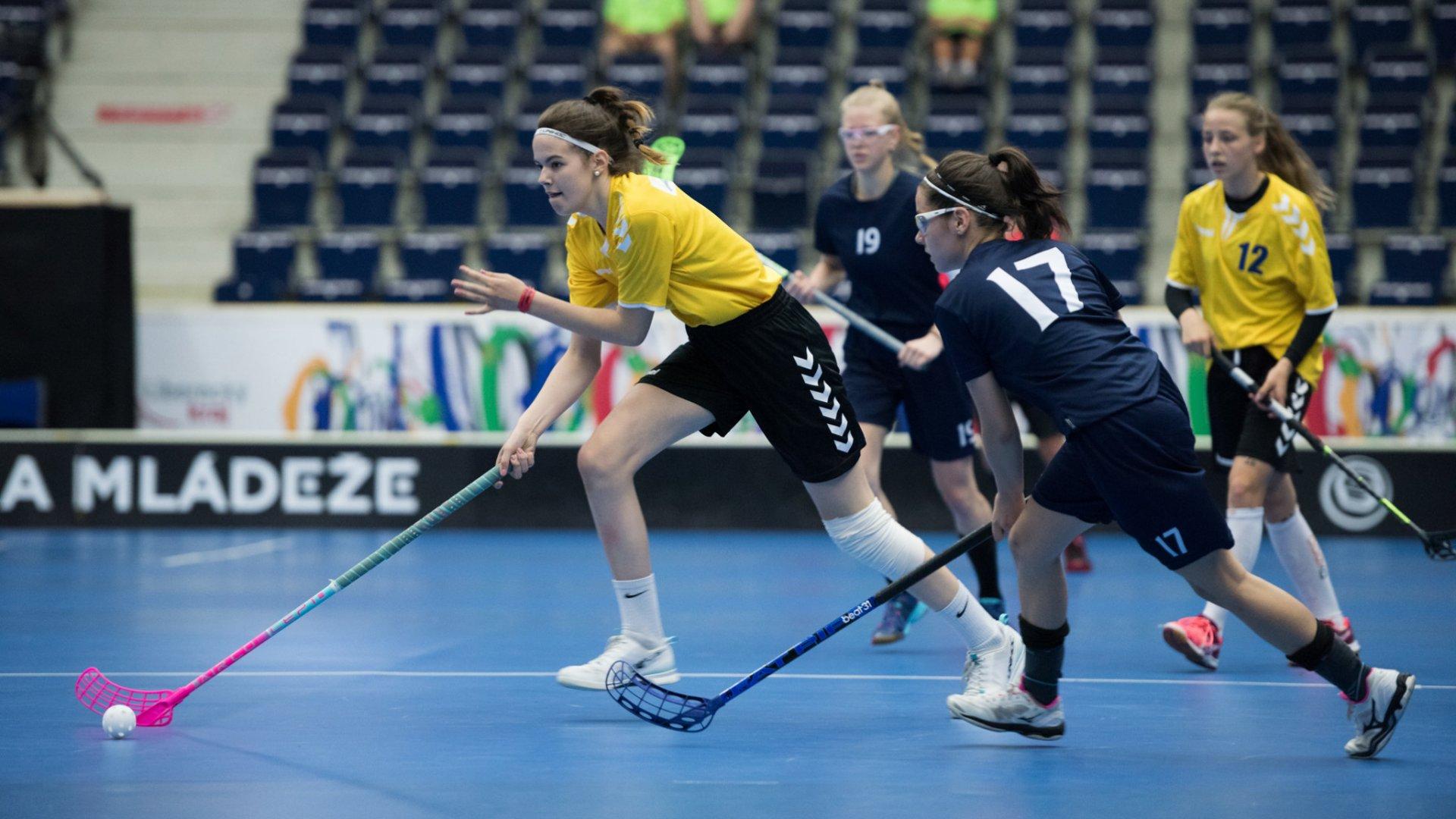 Hattrick zanechal stopu na Olympiádě dětí a mládeže 2019