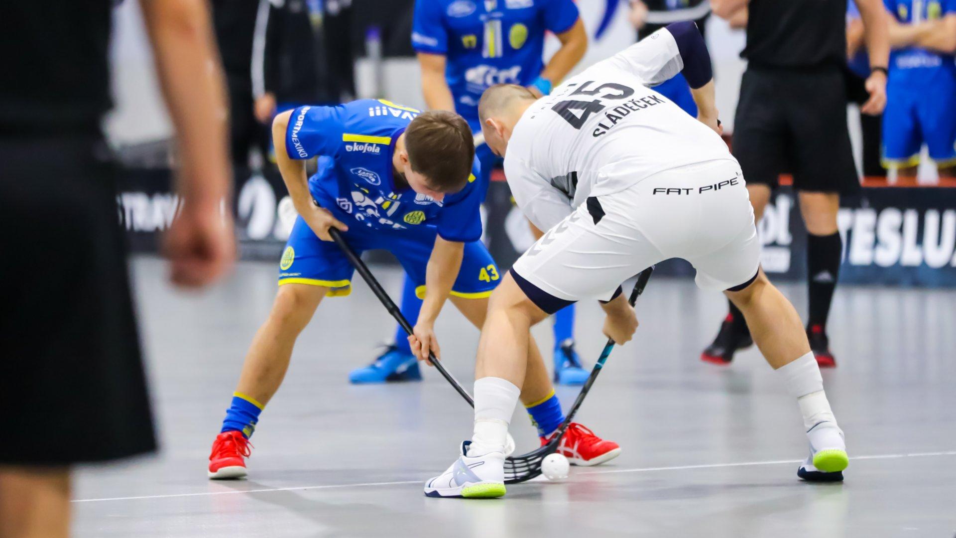 Čekání na výhru trvá: Ostrava uspěla nad Hattrickem o sedm gólů