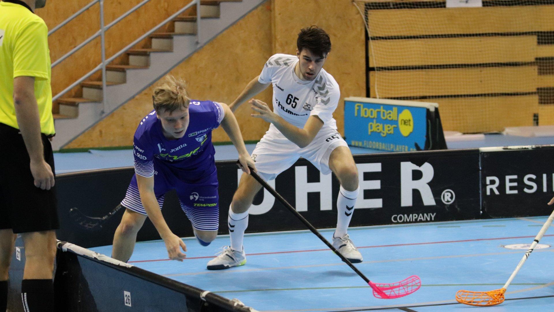 Hattrick před play-down potrápil šampióna, s Vítkovicemi hrál 1:4