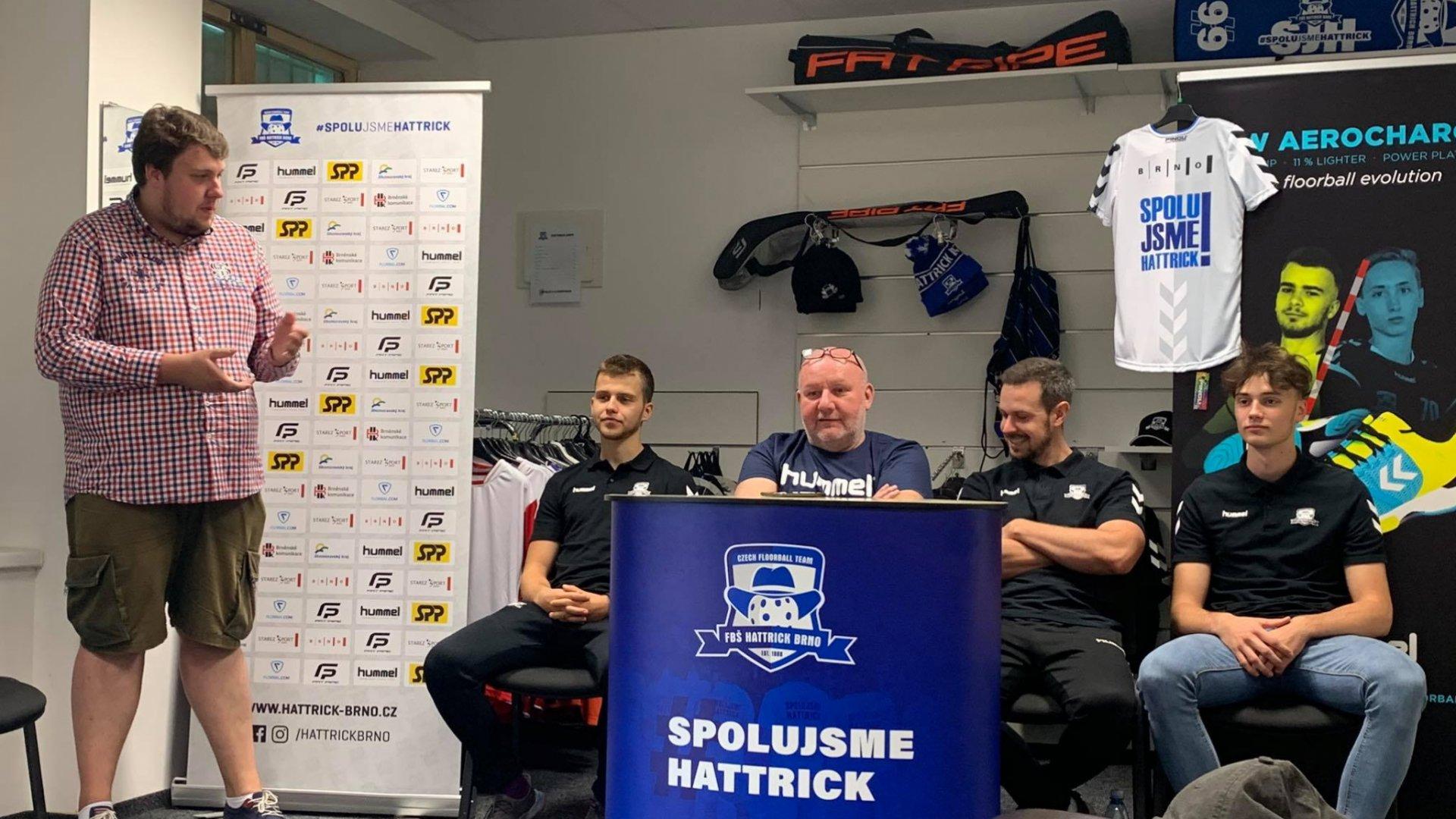 TZ: Florbalisté Hattricku vstupují do nové sezóny