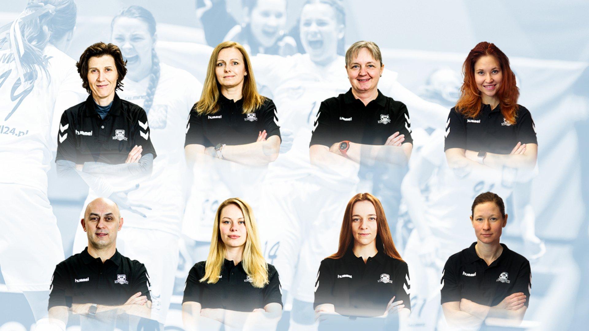 To jsou oni: představujeme trenéry ženské složky!