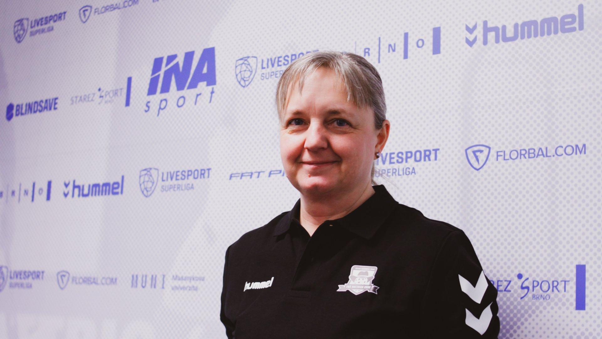 Trenéři ženské složky: o přípravku se stará Sabina Grycová