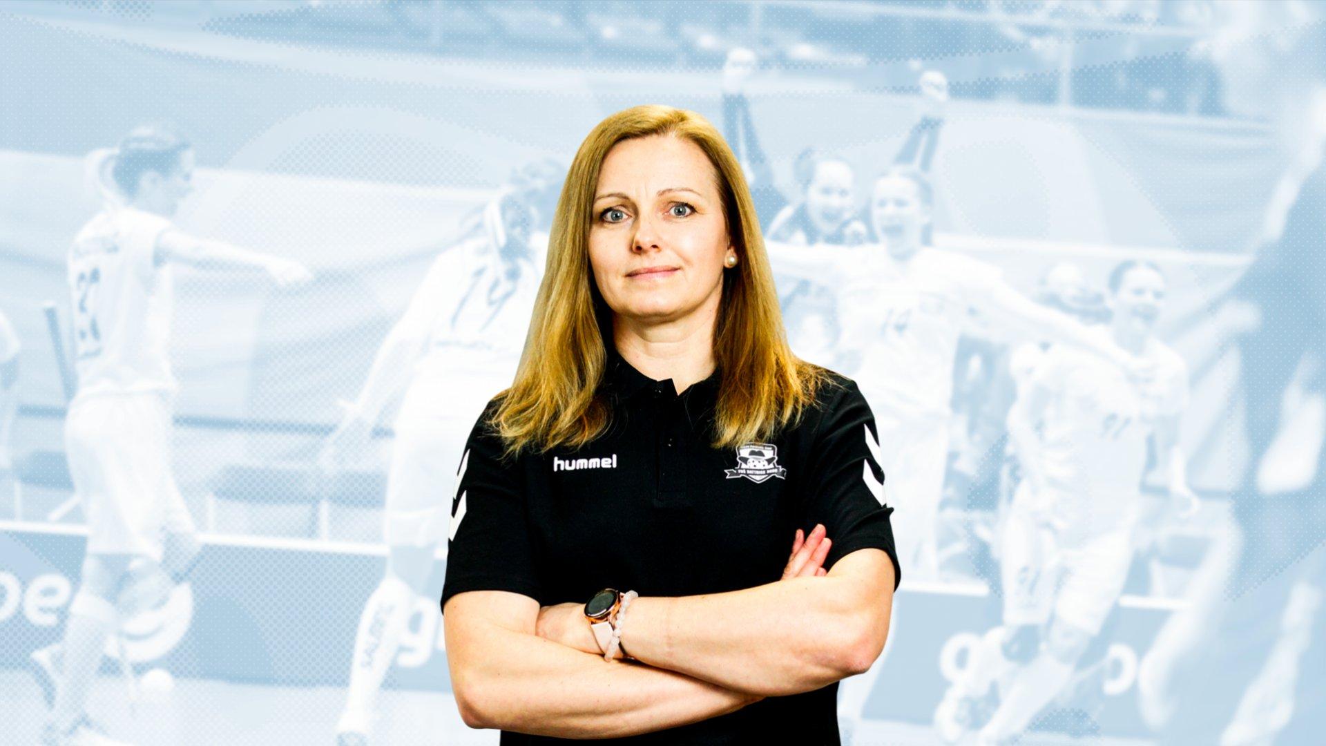 Trenérský tým ženské sekce: nechybí fyzioterapeutka Martina Bolfová
