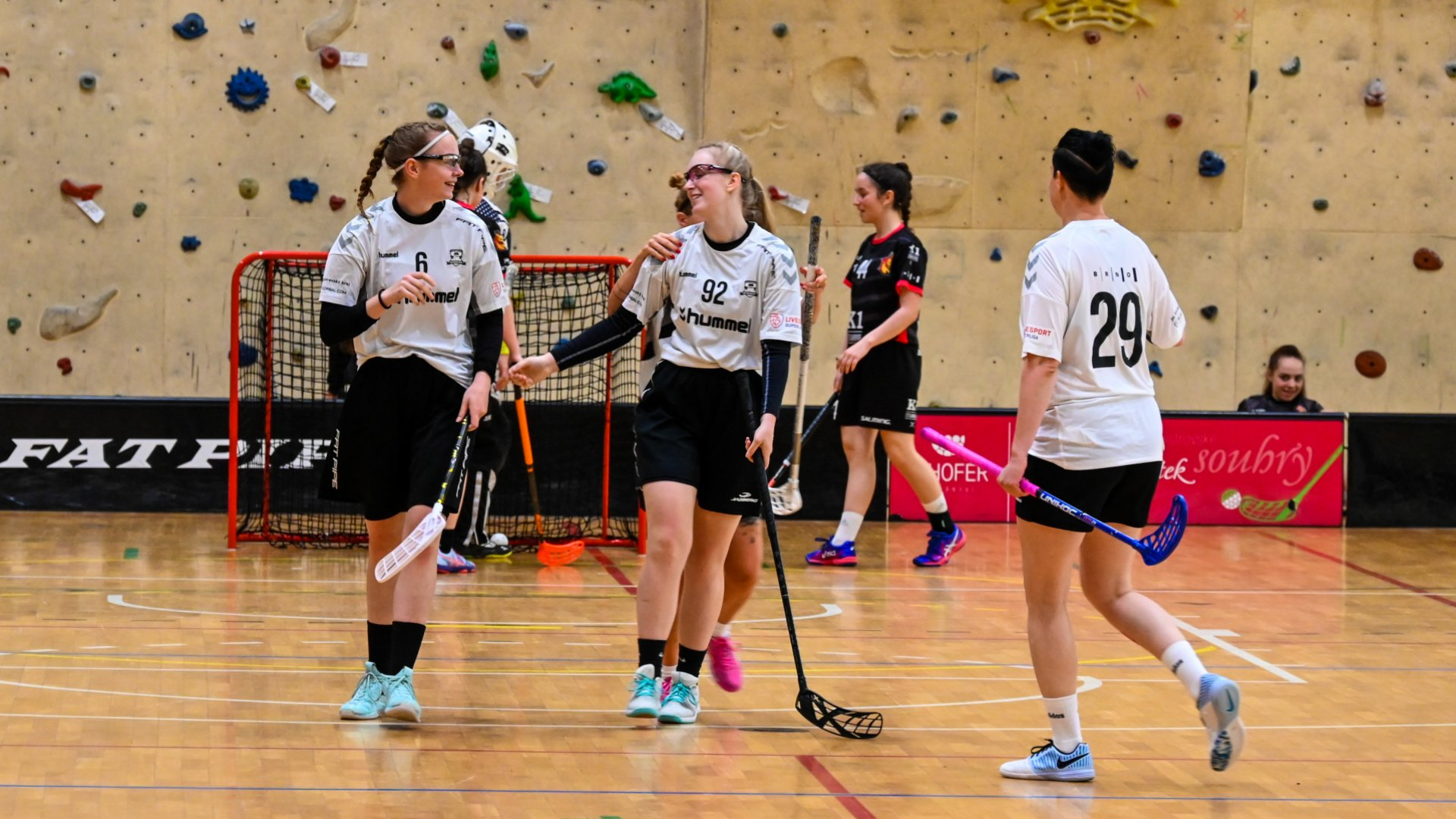 Ženy začaly svoji historii na turnaji ve Znojmě