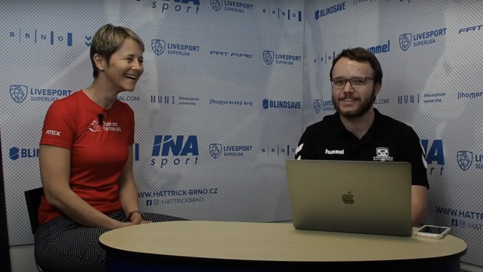 Hattrick Talk: Irena Jelínková o tom, jak klub pomáhá dětem
