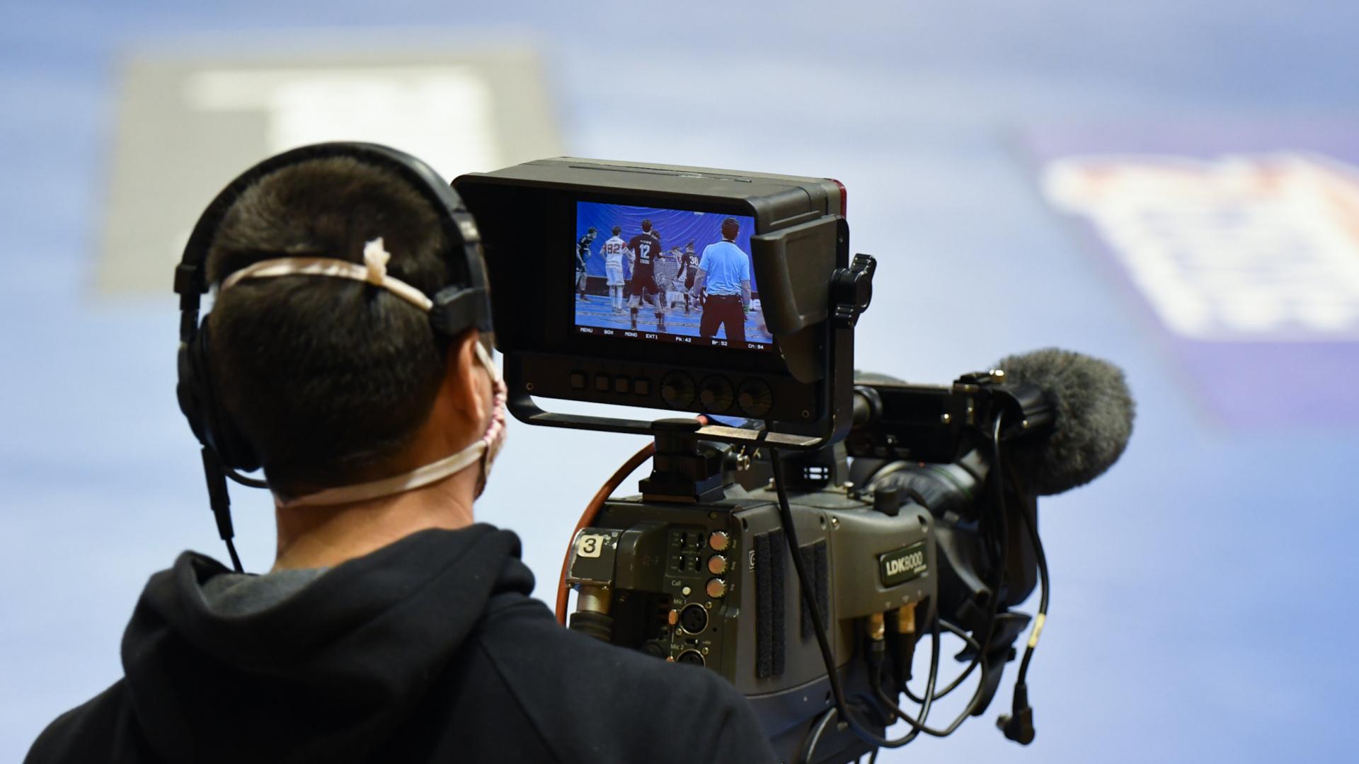 Televizní bitva! Pojďte zdarma na florbal proti Otrokovicím